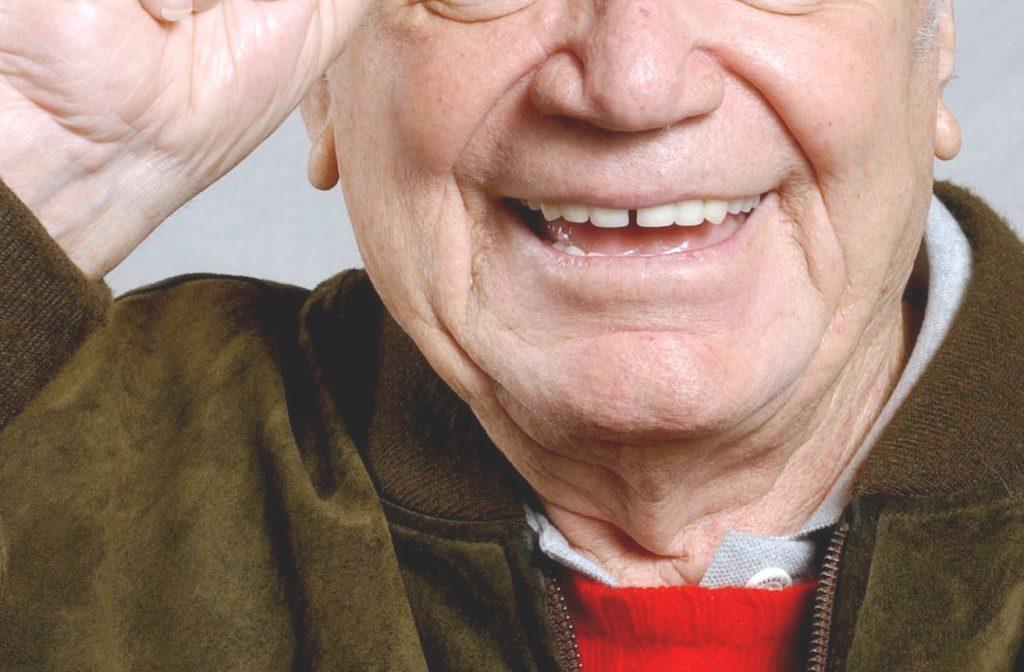 Rentnerbetreuung